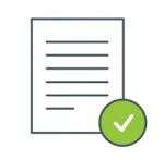 海外の取引先からの書類の記入について。