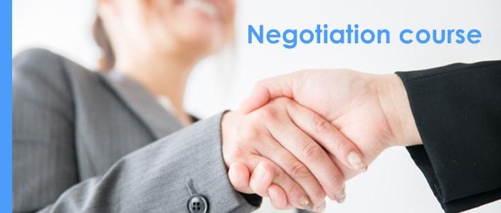コンサルティング:交渉コース