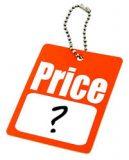 代理店系の商品リサーチ時の価格について。