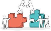 輸入ビジネスをサポートしてくれるパートナーさんたち。