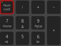 NumLockの押し間違いをなくしてくれる神ツール。
